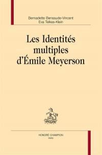 Les identités multiples d'Emile Meyerson