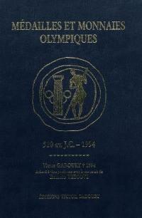 Médailles et monnaies olympiques