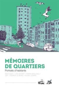 Mémoires de quartiers