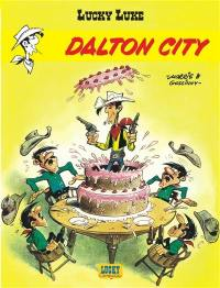 Lucky Luke. Volume 3, Dalton city