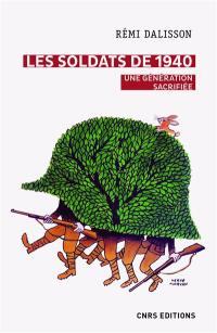 Les soldats de 1940