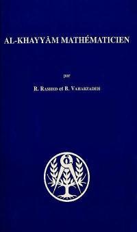 Al-Khayyam mathématicien