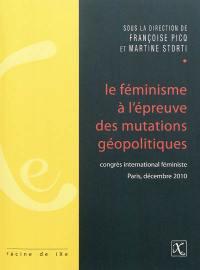 Le féminisme à l'épreuve des mutations géopolitiques