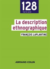 La description ethnographique