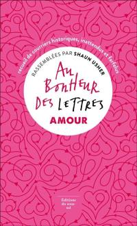 Au bonheur des lettres, Amour
