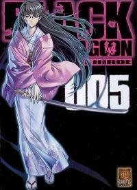 Black lagoon. Volume 5,