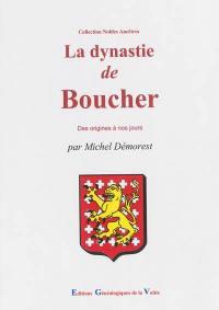 La dynastie de Boucher