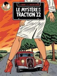 Les enquêtes auto de Margot. Vol. 1. Le mystère de la traction 22