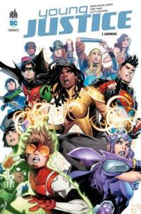 Young Justice. Volume 3,