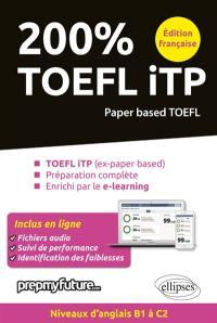 200 % TOEFL ITP