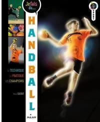 Je fais du handball