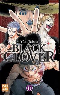 Black Clover. Volume 11, Moins que rien