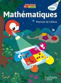 Mathématiques CM1 : manuel de l'élève