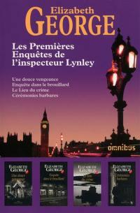 Les premières enquêtes de l'inspecteur Lynley