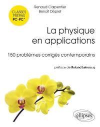 La physique en applications