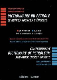 Dictionnaire du pétrole