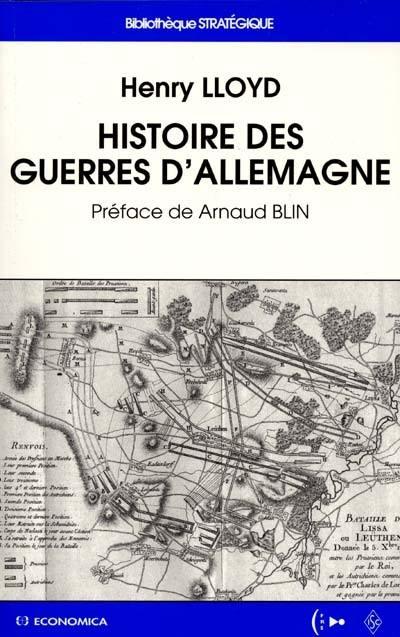 Histoire des guerres d'Allemagne