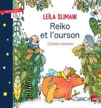 Reiko et l'ourson