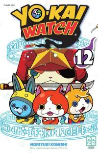 Yo-kai watch. Volume 12,