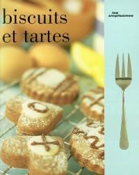 Biscuits et tartes
