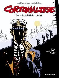 Corto Maltese. Volume 13, Sous le soleil de minuit