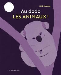 Au dodo les animaux !