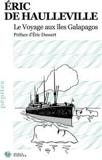 Le voyage aux îles Galapagos