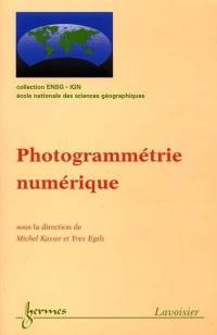 Photogrammétrie numérique