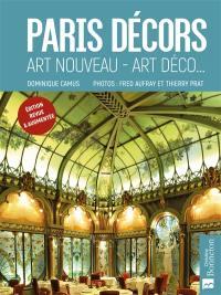 Paris décors