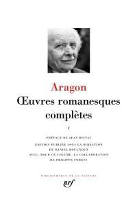 Oeuvres romanesques complètes. Volume 5,