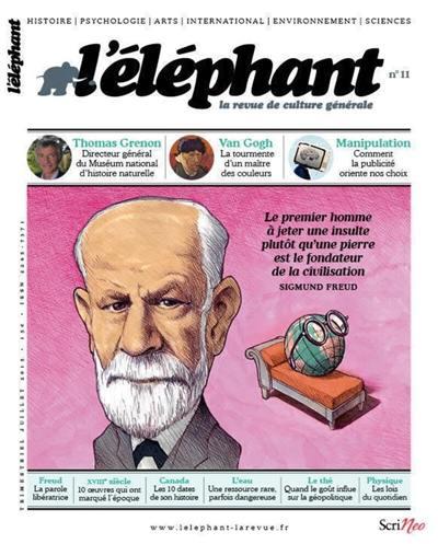 L'Eléphant : la revue