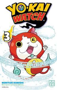 Yo-kai watch. Volume 3,