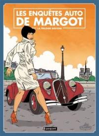 Les enquêtes auto de Margot : la trilogie Bertoni