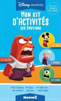 Mon kit d'activités des émotions
