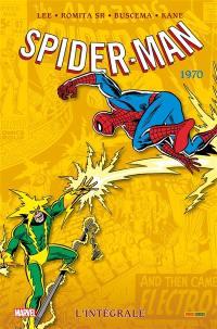 Spider-Man. Volume 8, 1970