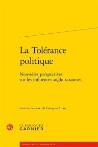 La tolérance politique