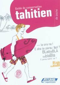 Le tahitien de poche