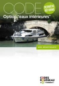 Permis bateau Rousseau, Code option eaux intérieures