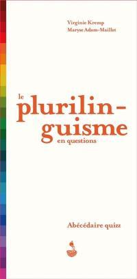 Le plurilinguisme en questions
