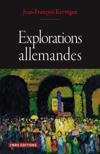 Explorations allemandes
