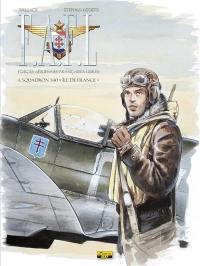 FAFL, Forces aériennes françaises libres. Volume 4, Squadron 340