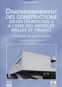 Dimensionnement des constructions selon l'Eurocode 2 à l'aide des modèles bielles et tirants