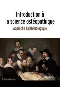 Introduction à la science ostéopathique