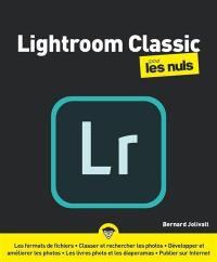 Lightroom Classic pour les nuls
