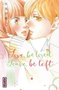Love, be loved, leave, be left. Volume 9,