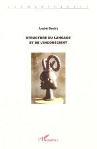 Structure du langage et de l'inconscient