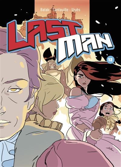 Last Man. Volume 12