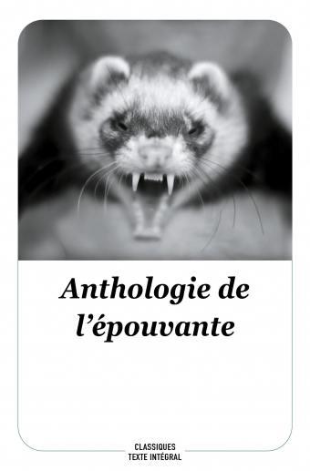 Anthologie d'épouvante