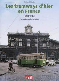 Les tramways d'hier en France