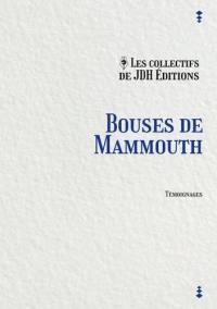 Bouses de mammouth